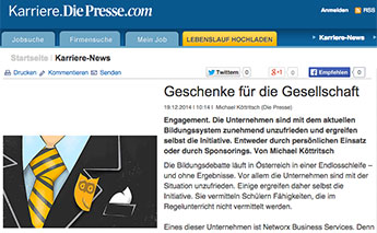 networx in der Presse